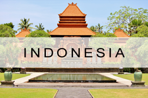 Indonesia Vacations